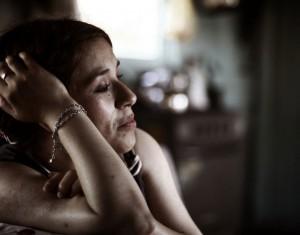 sad girl 1000